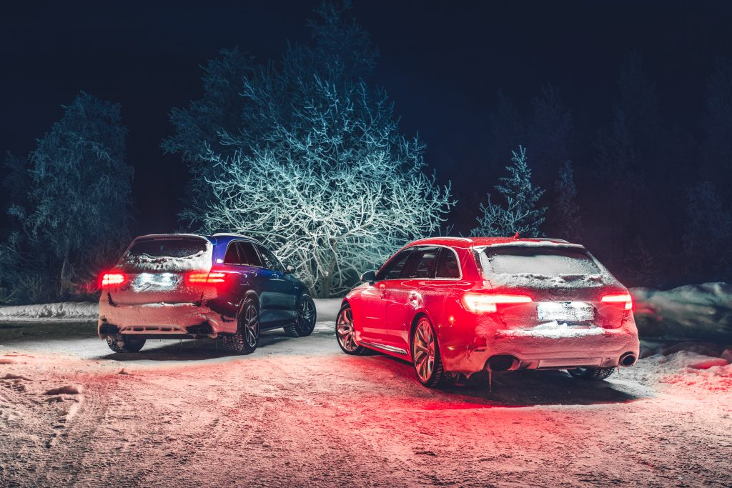 Mercedes-AMG GLC 63 S vs Audi RS 4 avant