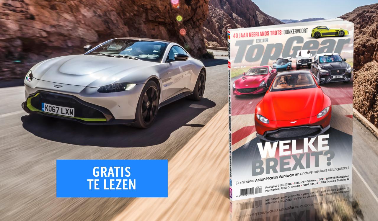 TopGear Magazine 156 webshop gratis te lezen