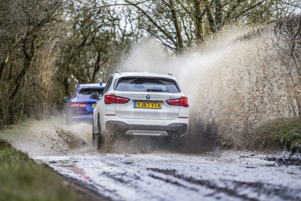 BMW X1 xDrive20D M Sport (2018)