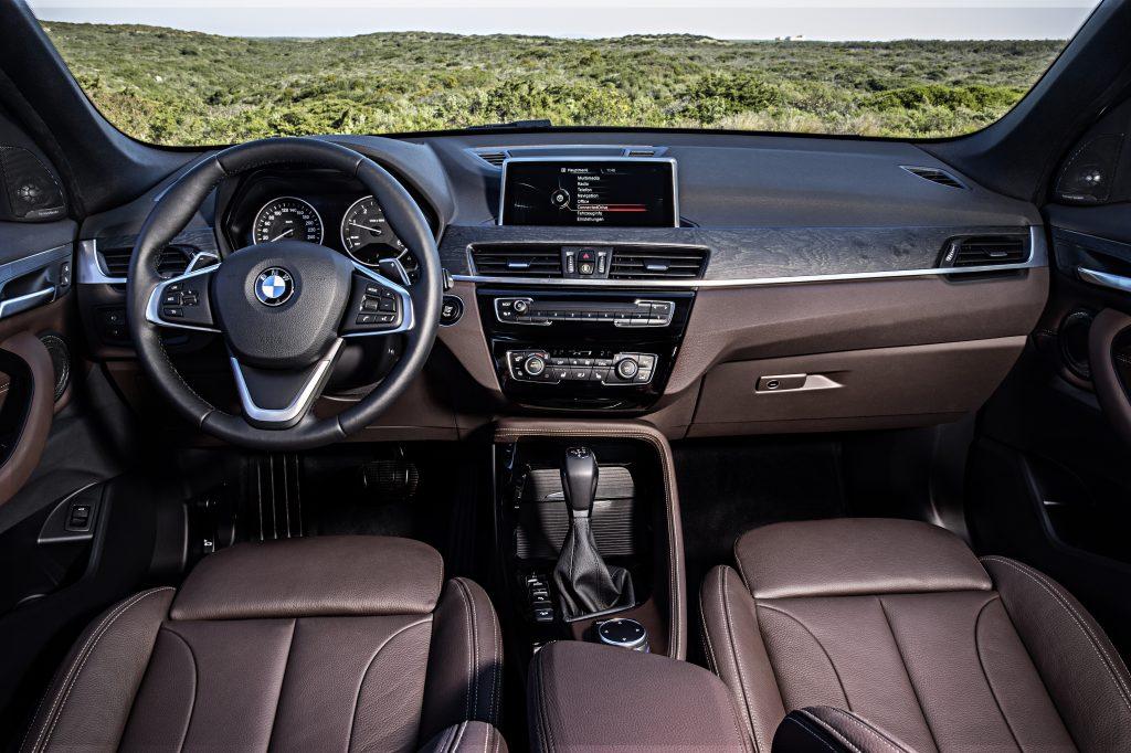 BMW X1 xDrive20D M Sport interieur (2018)