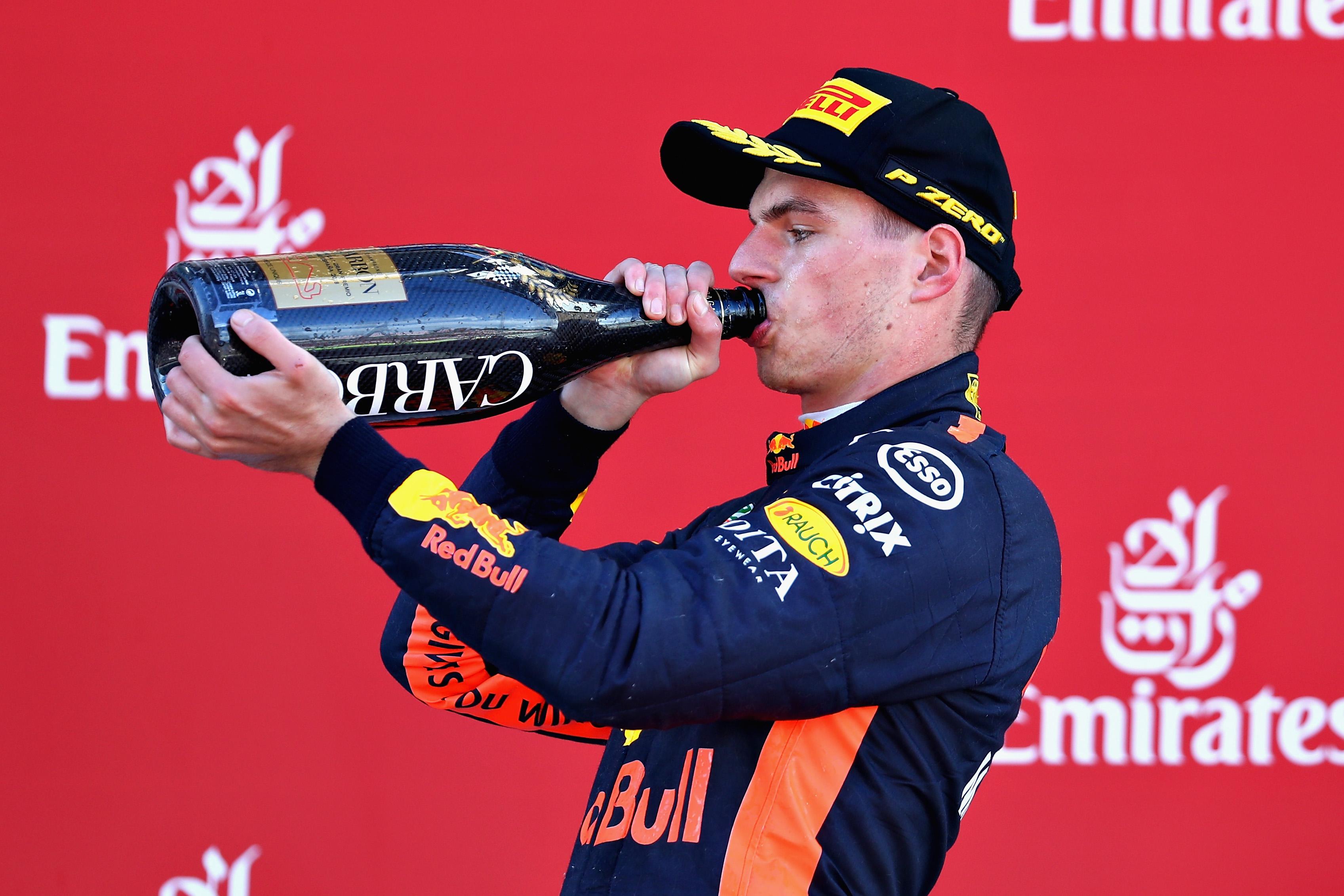 gevolgen van de GP van Spanje 2018