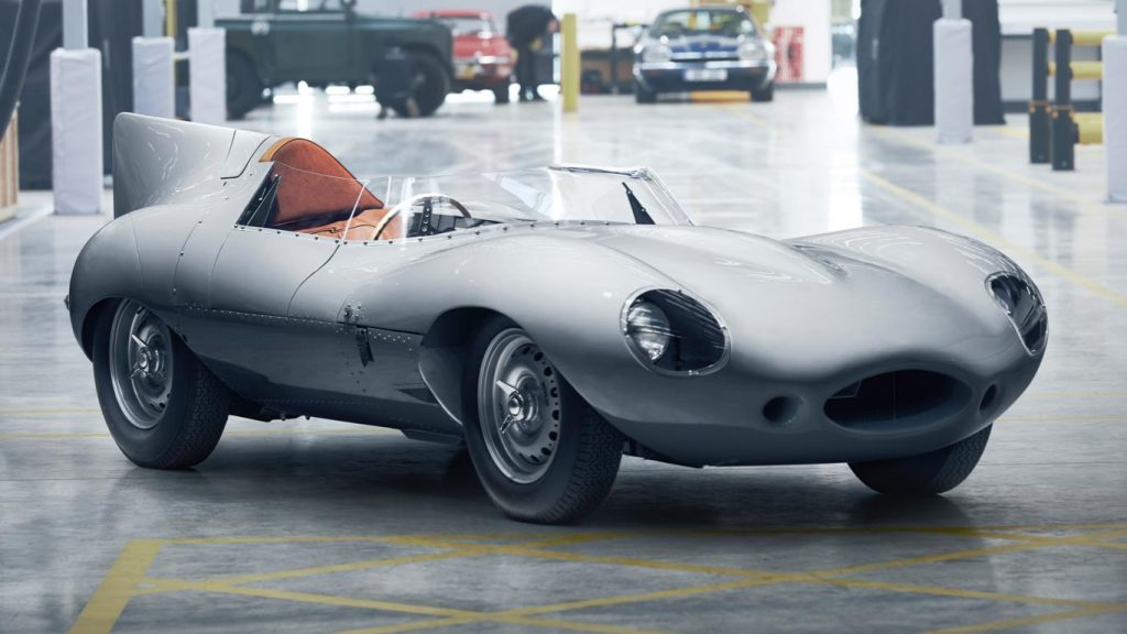 Jaguar D-type (prolongatie)