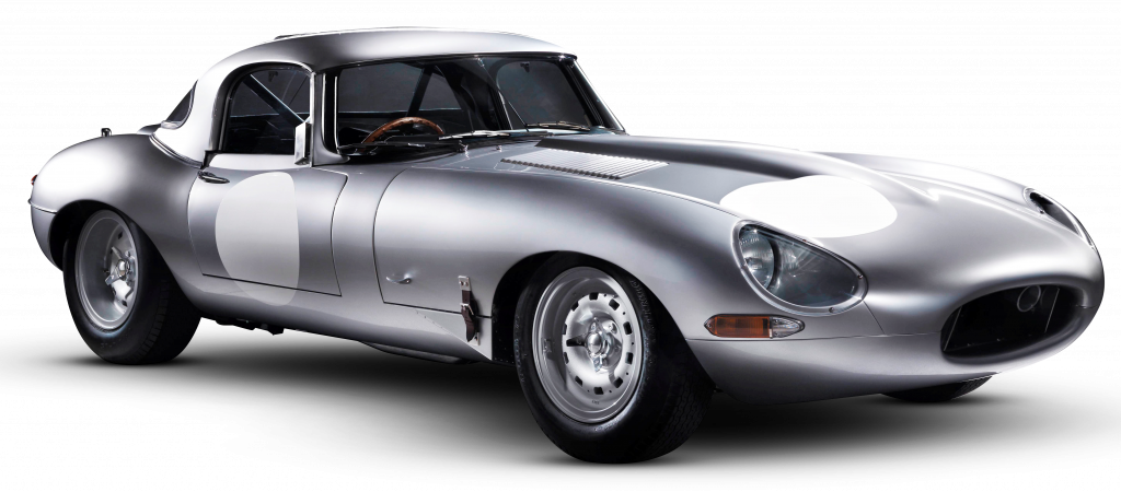 Jaguar Lightweight E-type (prolongatie)