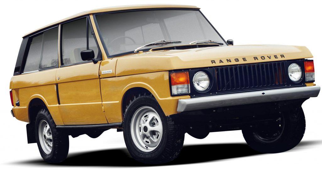 Range Rover (prolongatie)