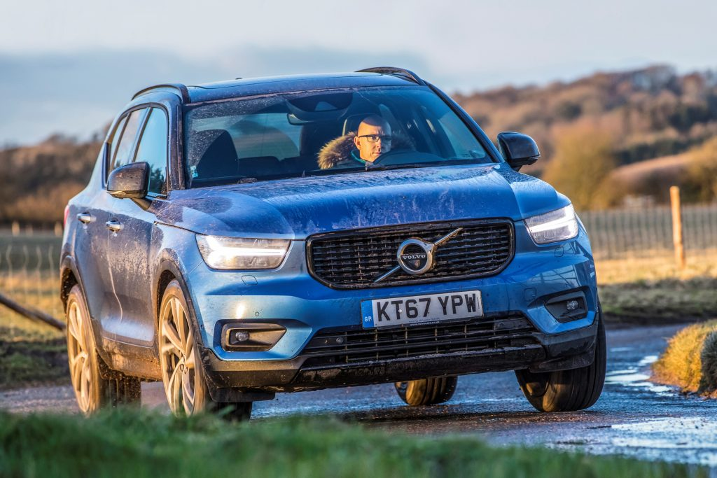 Volvo XC40 D4 AWD First Edition (2018)