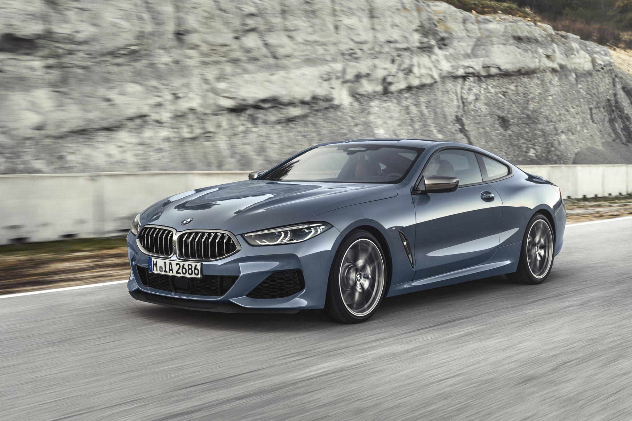 BMW 8-serie 2018