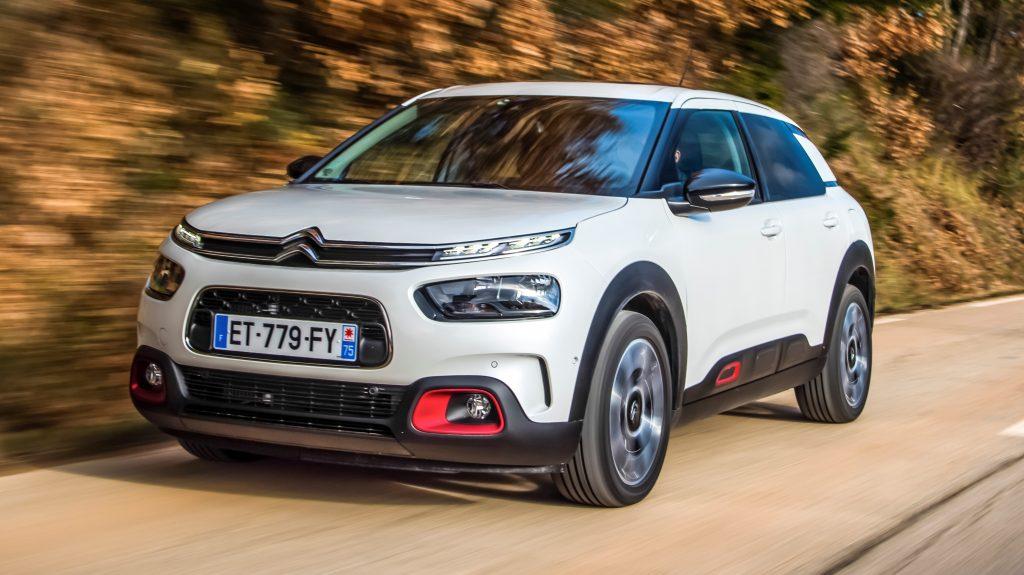 Citroën C4 Cactus PureTech 110 Business (2018)
