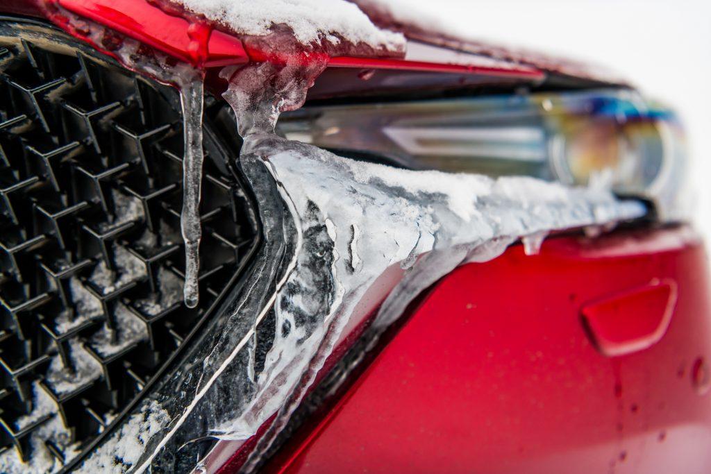 Baikalmeer: Mazda CX-5 koplamp (2018)