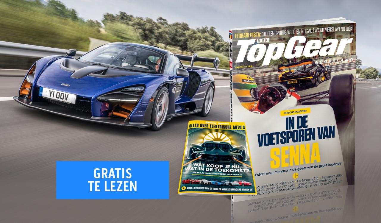 TopGear Magazine 158 webshop gratis te lezen