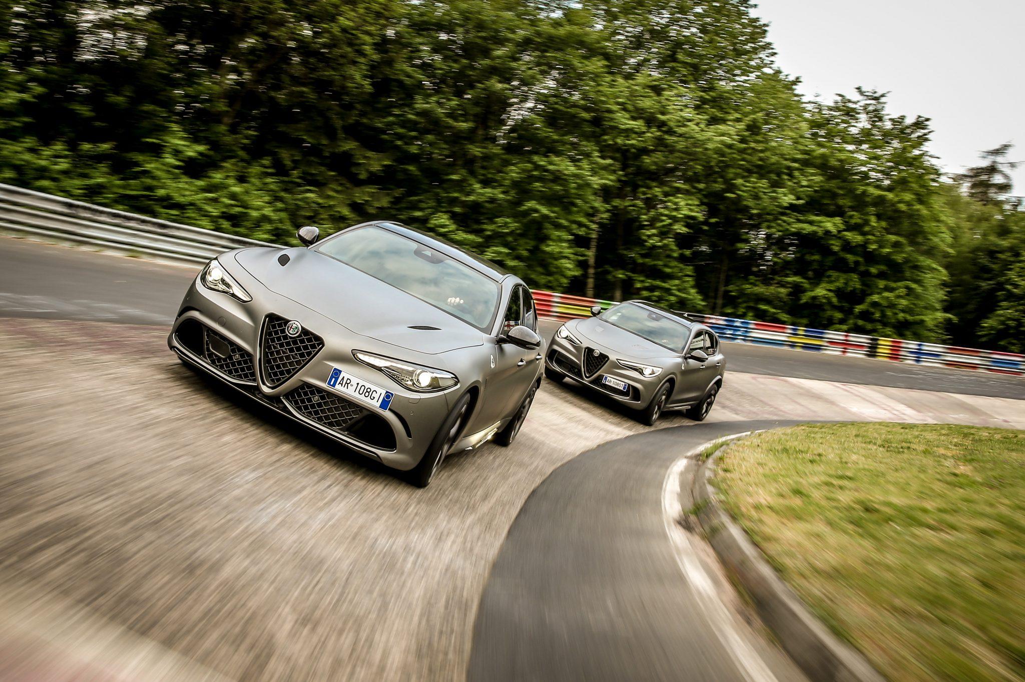 Alfa Romeo kentekenplaten