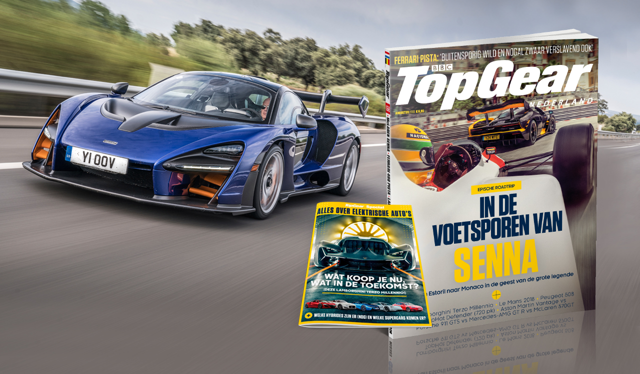 TopGear Magazine 158