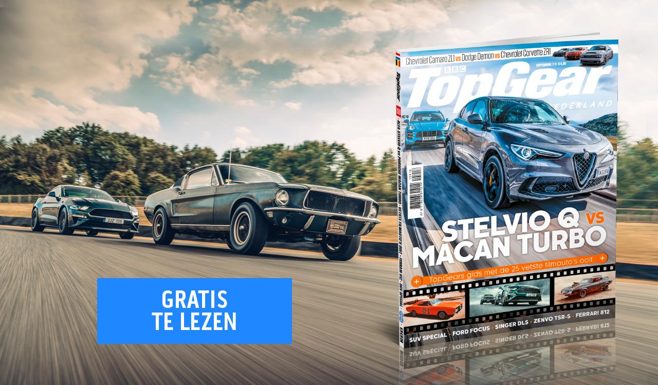 TopGear Magazine 159 webshop gratis te lezen