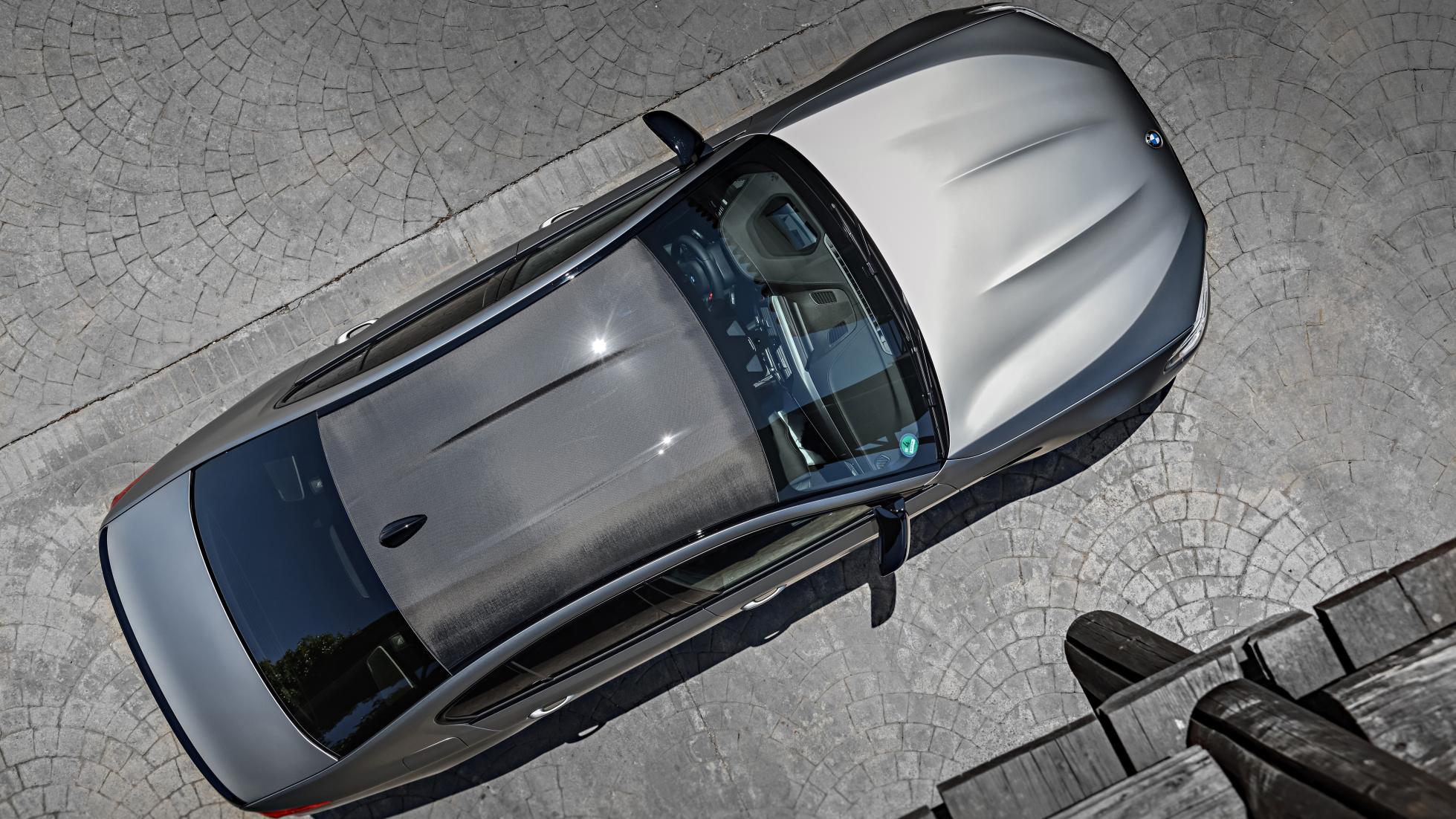 BMW M5 Competition F90 koolstofvezel dak