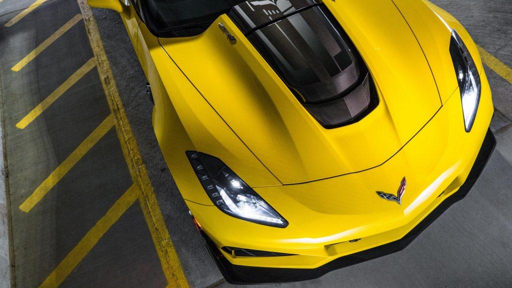 Chevrolet Corvette ZR1 2018
