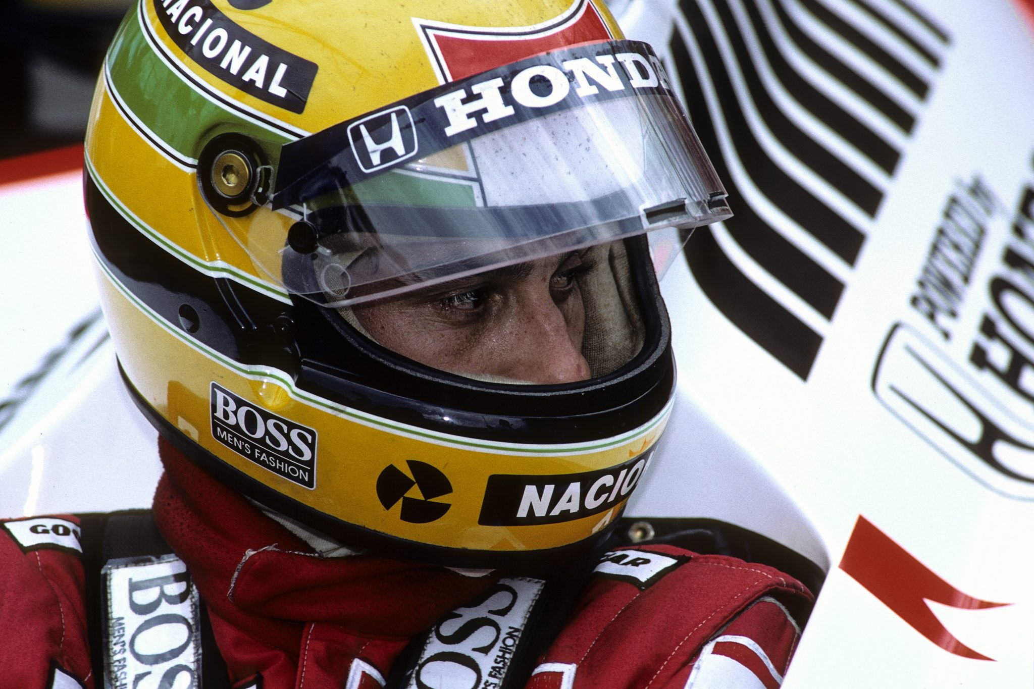 Ayrton Senna, Grand Prix Of Hungary