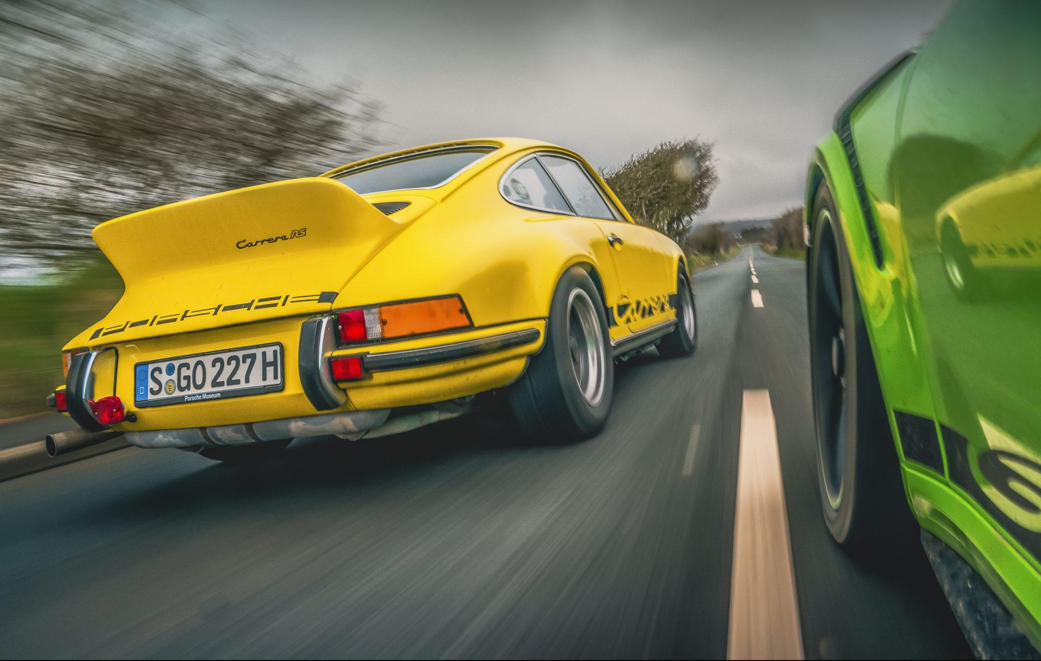 Porsche Carrera RS 1973