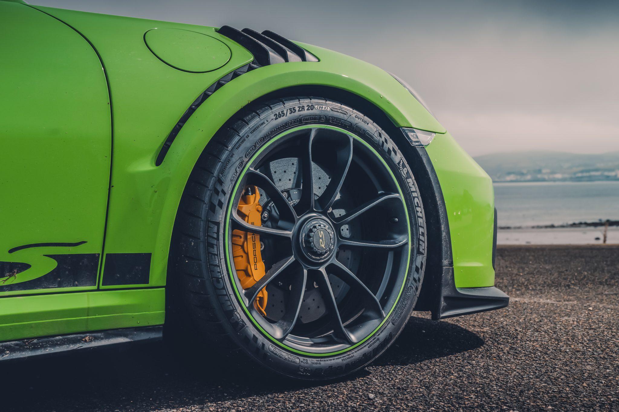 velg centerlock porsche 911 gt3 rs 991.2