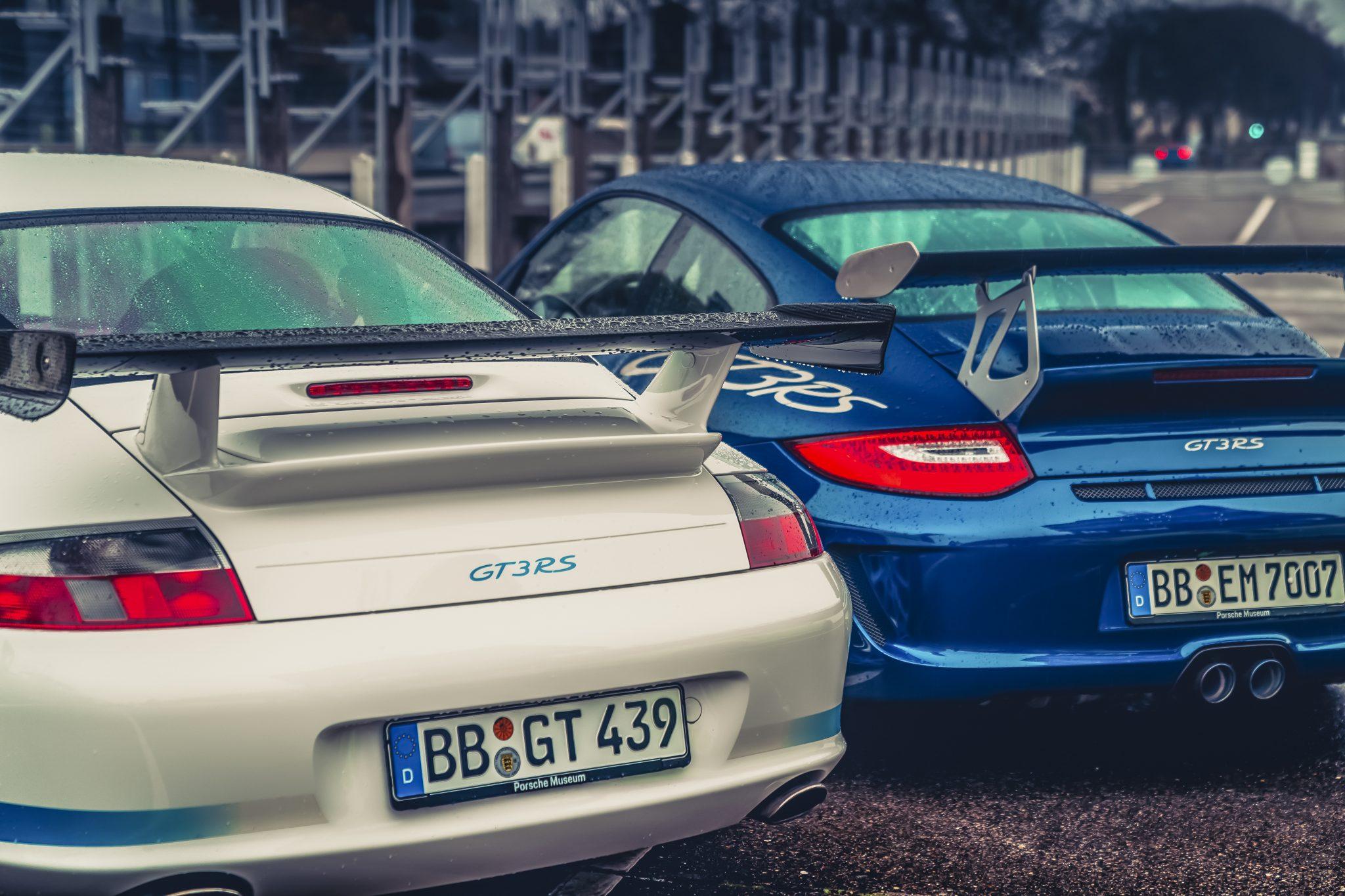 Porsche 911 gt3 rs 997 996