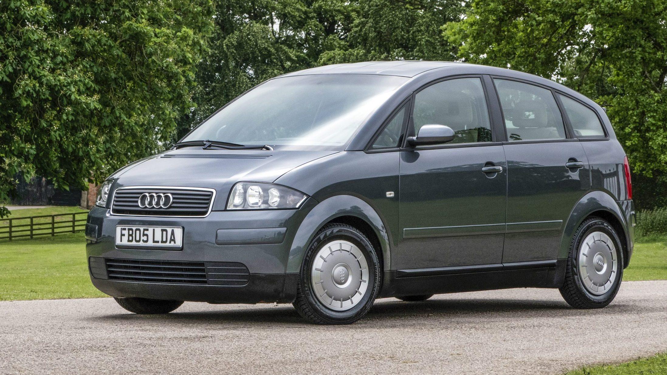 Audi A2 3L