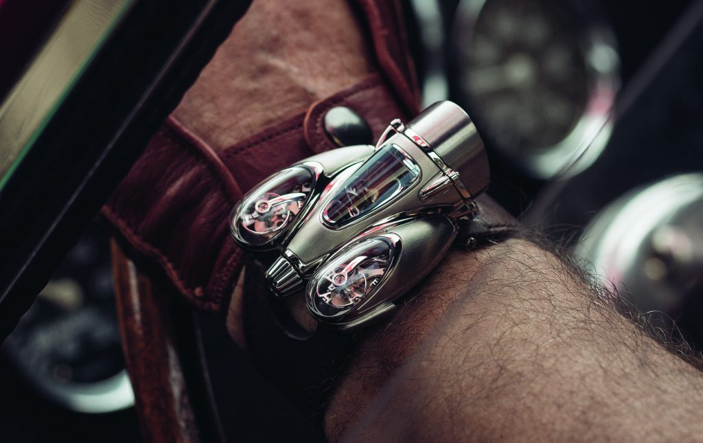Horological Machine No.9 MB F Horological Lab HM9 Flow Road Edition (4)