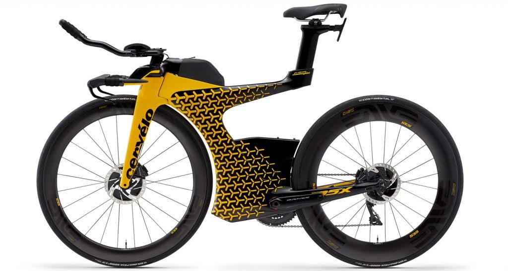 Lamborghini fiets