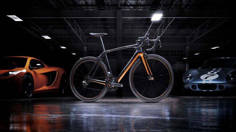 McLaren fiets