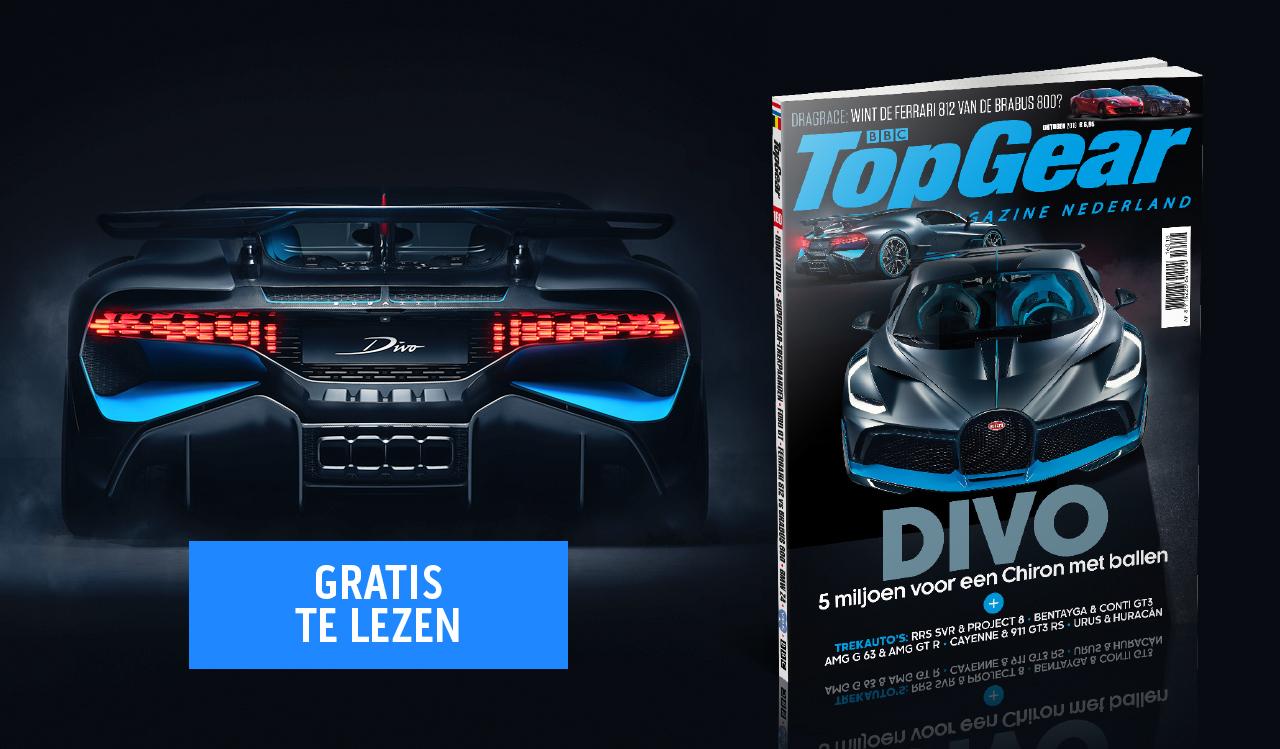 TopGear Magazine 160 webshop gratis te lezen