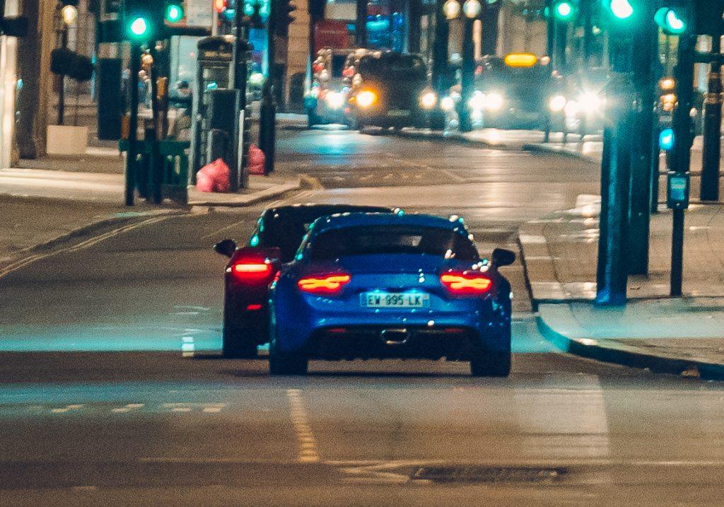 Alpine A110 Porsche 718 Cayman