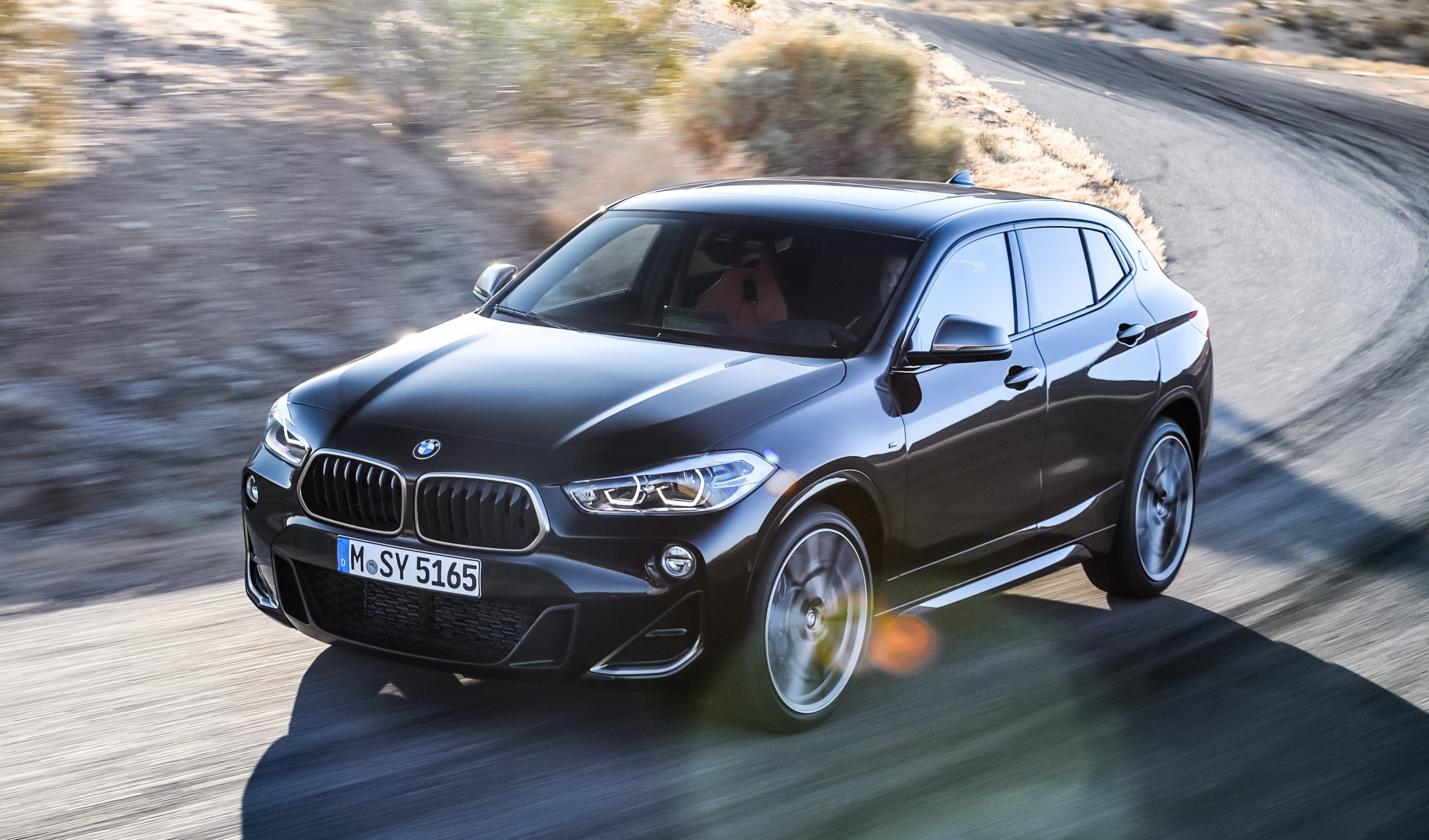 BMW X2 M35i willow springs