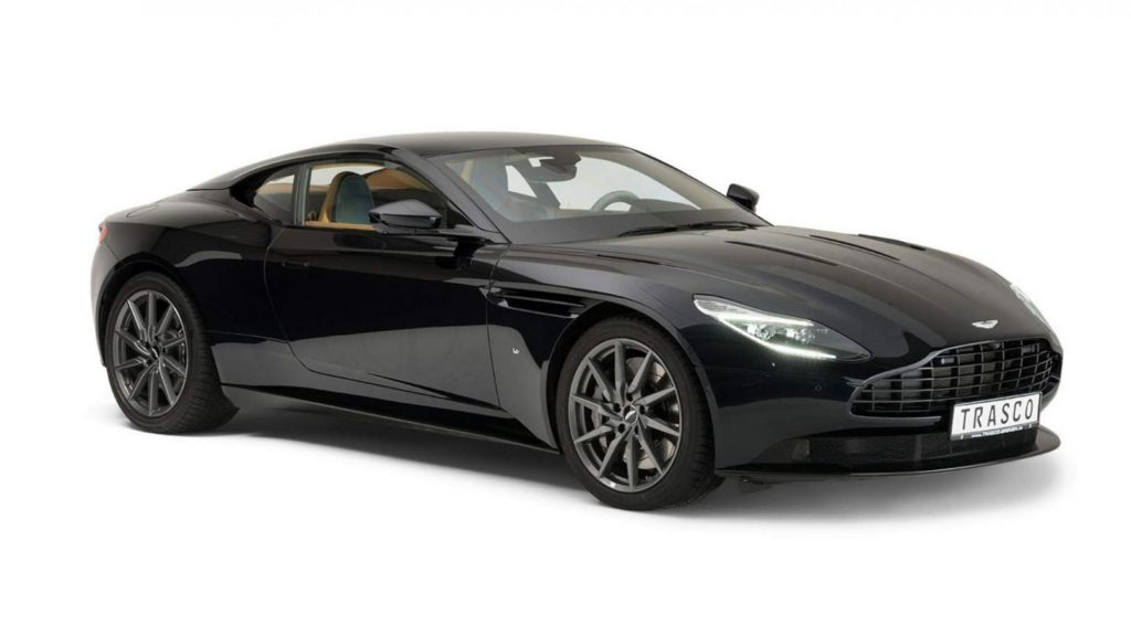 Gepantserde Aston Martin DB11