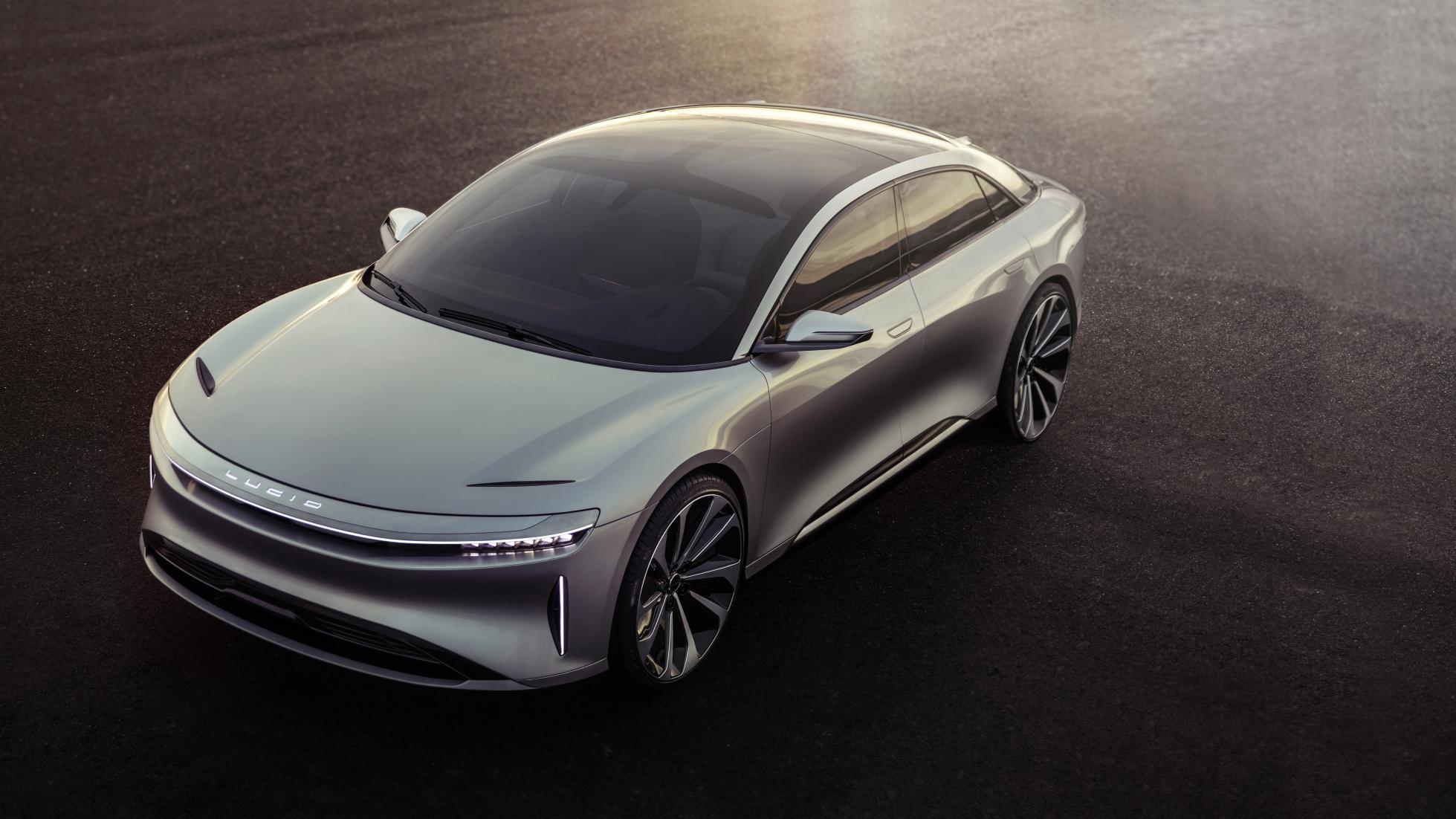 Lucid Motors Air EV