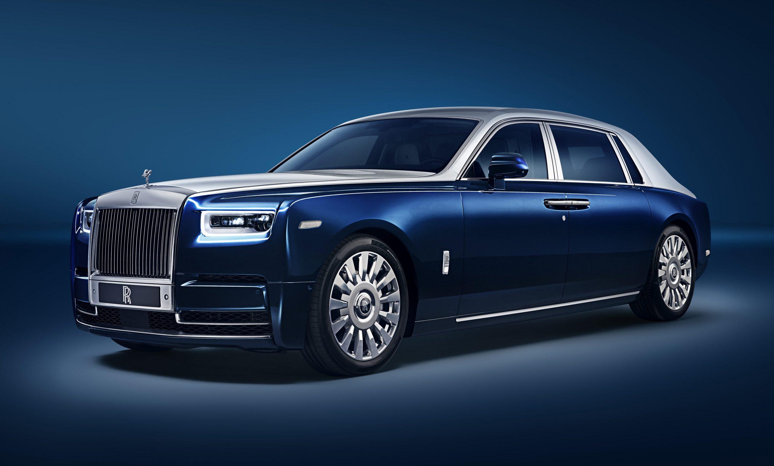 Rolls-Royce Phantom 8 EWB Privacy Suite