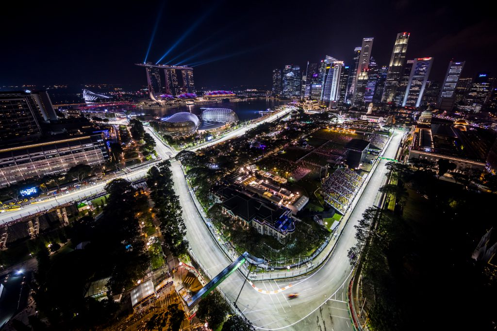 voorbeschouwing gp van singapore