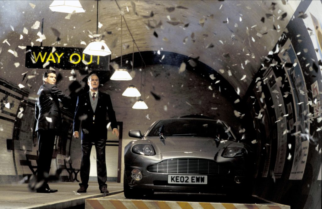 Beroerdste Filmauto's - Aston Martin Vanish - Die Another Day 2002