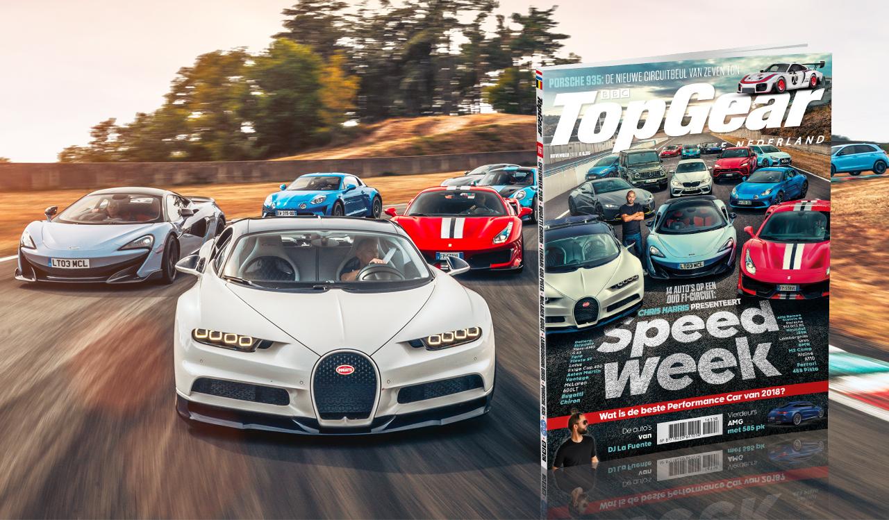 TopGear Magazine 161