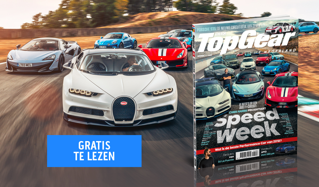 TopGear Magazine 161 webshop gratis te lezen