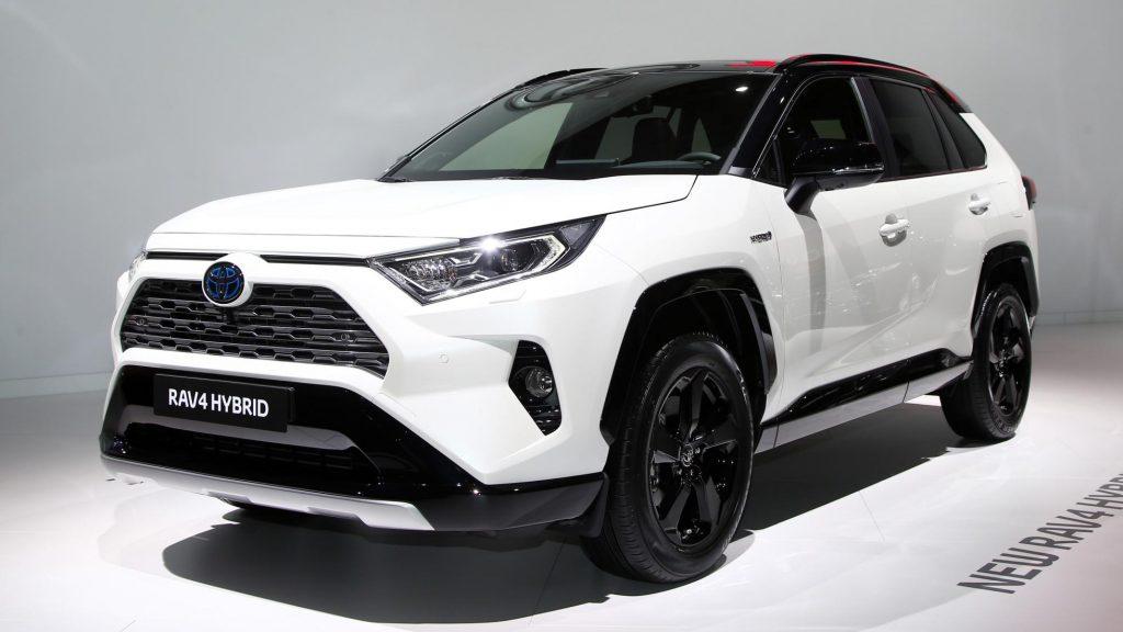 Toyota - hybride beter dan volledig elektrisch - RAV4 Hybrid