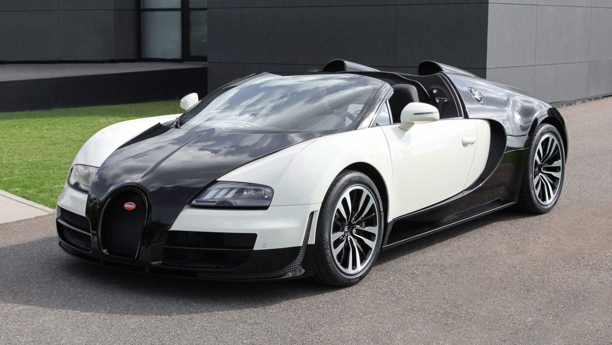 Bugatti Veyron 16.4 Grand Sport Vitesse Lang Lang
