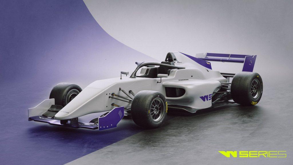 W Series raceauto
