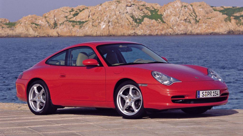 Porsche 996.2