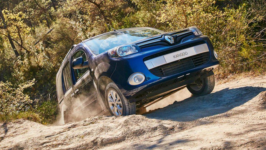 Renault Kangoo Trakka /X-Track 4x4