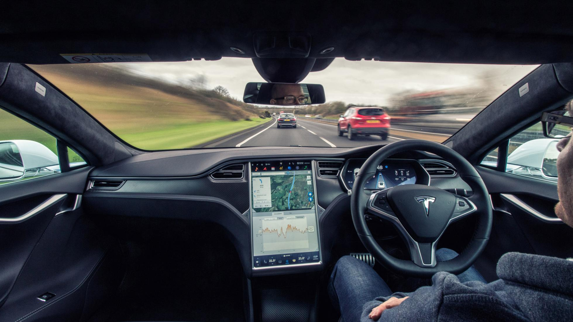 Semi-Autonoom rijden brengt enorme risico's