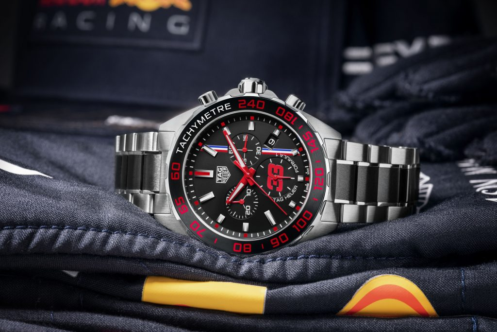 TAG Heuer Formula 1 Max Verstappen Special Edition 2018