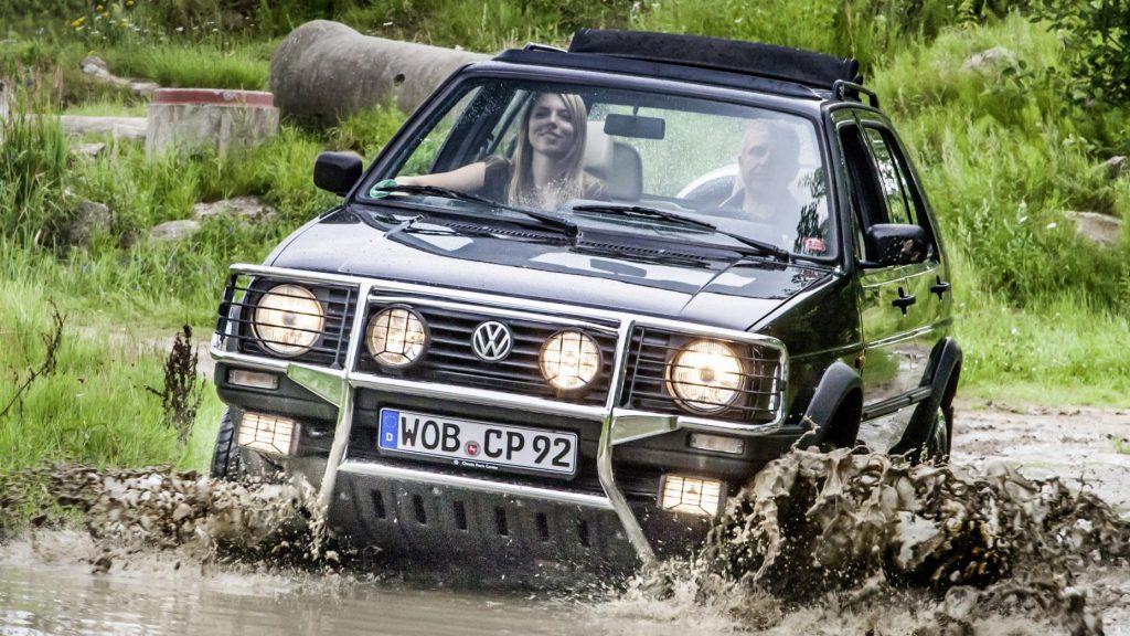 VW Golf Cross Country