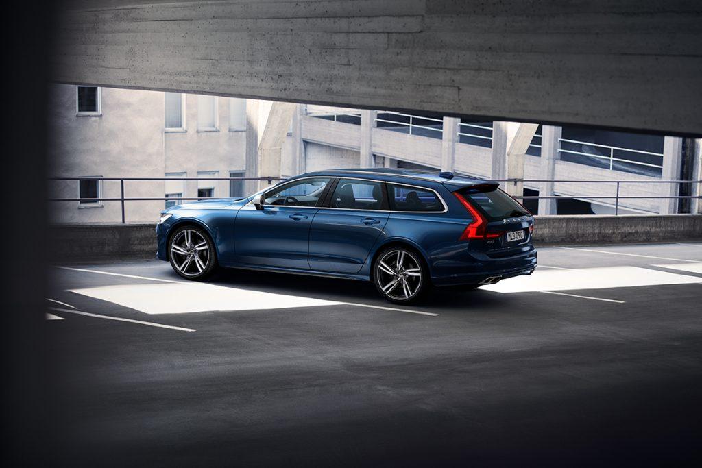 Volvo V90 advertorial