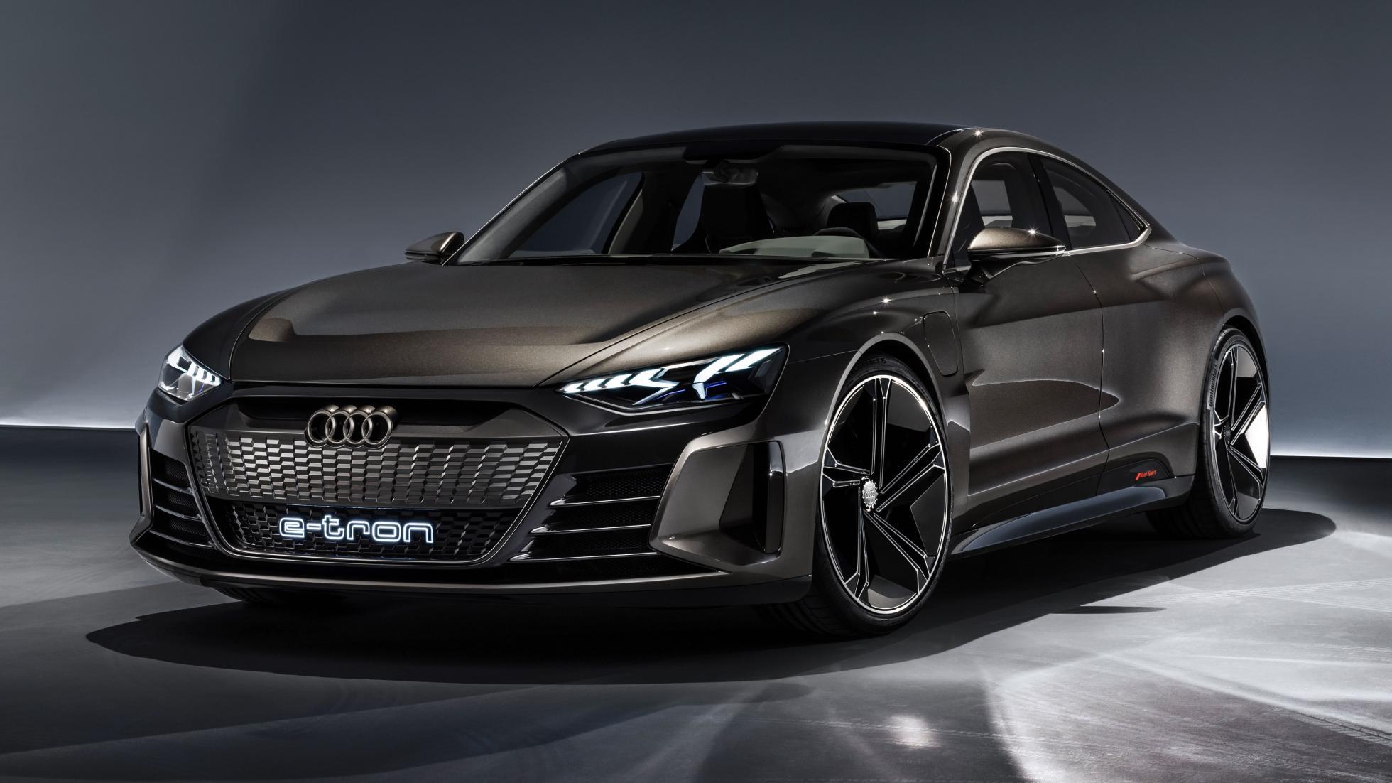 Audi E Tron Gt Concept Waar Kan Ik Taycanen Topgear