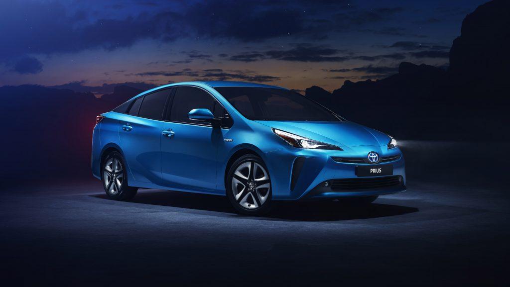 Toyota Prius facelift