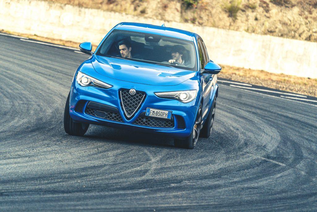 Alfa Romeo Stelvio Quadrifoflio
