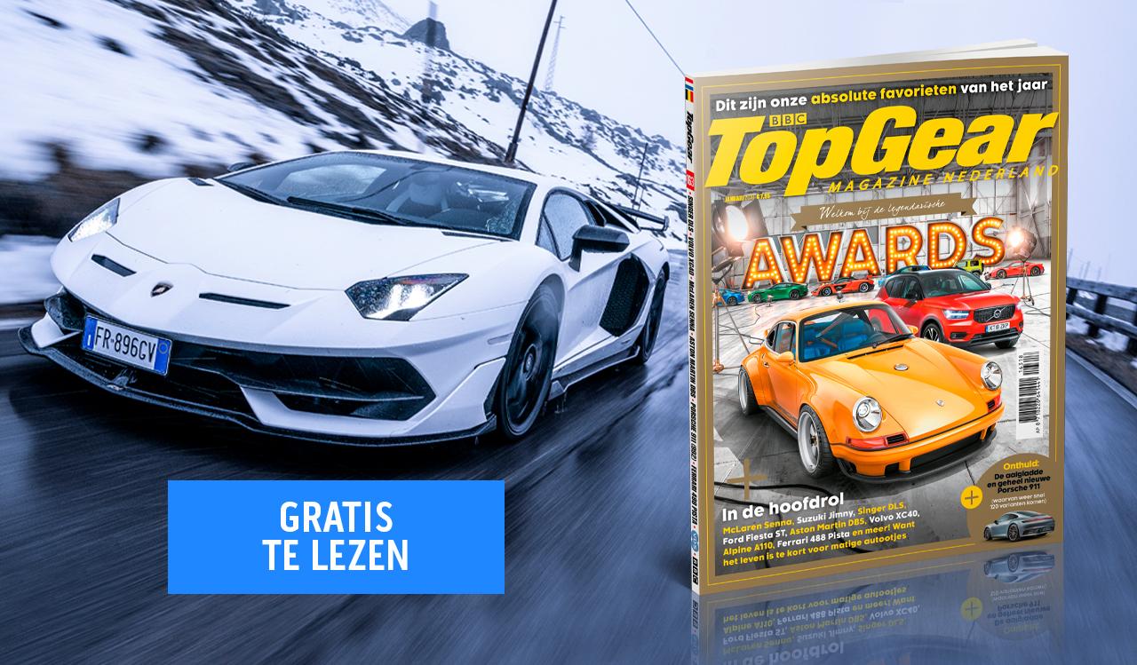 TopGear Magazine 163 webshop gratis te lezen