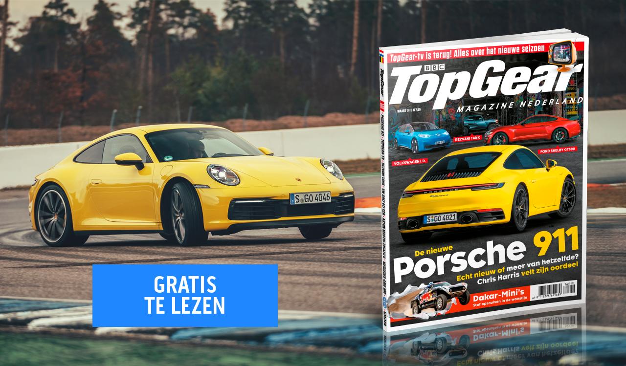 TopGear Magazine 165 webshop gratis te lezen